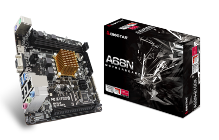 A68N-2100K motherboard for gaming