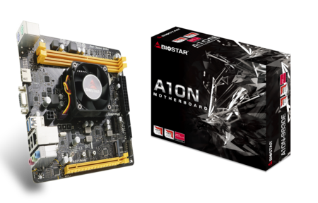 A10N-9830E motherboard for gaming