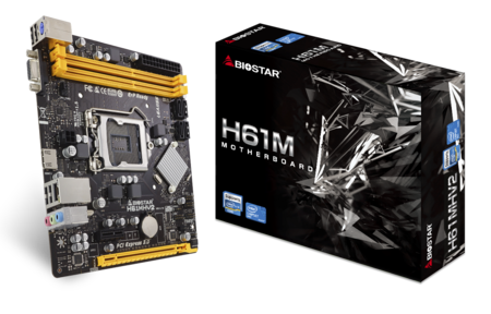 H61MHV2 motherboard for gaming