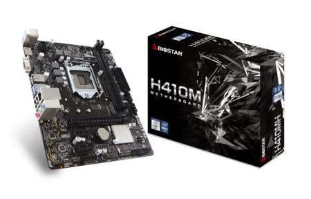H410MH motherboard for gaming