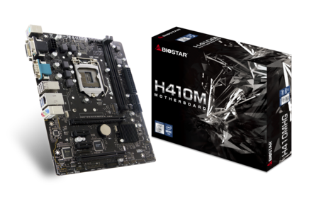 H410MHG motherboard for gaming