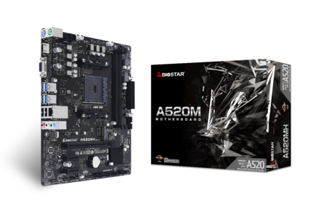 A520MH motherboard for gaming
