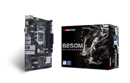 B250MHC motherboard for gaming