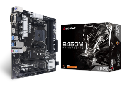 B450MX motherboard for gaming