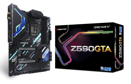 Z590GTA motherboard for gaming