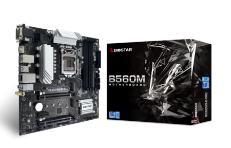 B560MX-E PRO motherboard for gaming
