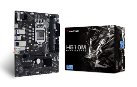 H510MH/E 2.0 motherboard for gaming
