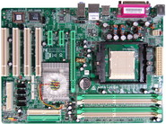 NF4-A9A NVIDIA nForce4 gaming motherboard