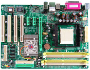 NF4 Ultra-A9A NVIDIA nForce4 Ultra gaming motherboard