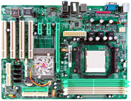 NF4U AM2G NVIDIA nForce4 Ultra gaming motherboard