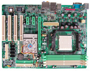NF500U AM2G NVIDIA nForce500 Ult gaming motherboard