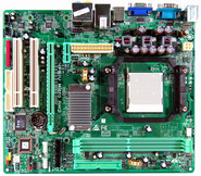 NF61V Micro AM2 NVIDIA GeForce 6100 gaming motherboard