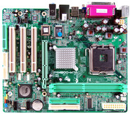 P4M800-M7A VIA P4M800 gaming motherboard
