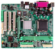 P4M800Pro-D1 INTEL Socket 775 gaming motherboard
