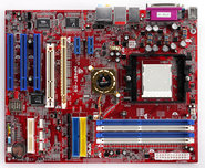 NF4ST-A9 NVIDIA nForce4 gaming motherboard