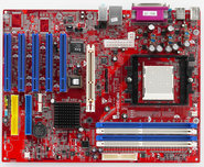 NF325-A9 NVIDIA nForce3 250 gaming motherboard