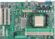 NF520-A2 NVIDIA nForce 520LE gaming motherboard