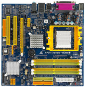 TForce 6100-939 NVIDIA GeForce 6100 gaming motherboard
