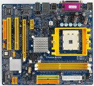 TForce 6100 NVIDIA GeForce 6100 gaming motherboard