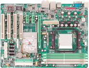 NF500 AM2G NVIDIA nForce500 gaming motherboard