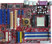 NF4UL-A9 NVIDIA nForce4 Ultra gaming motherboard