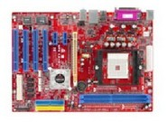 NF500 754 NVIDIA nForce500 gaming motherboard