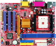 K8M800-M7A VIA K8M800 gaming motherboard