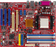 K8T890-A9 VIA K8T890 gaming motherboard