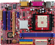 K8M890-M7 PCI-E VIA K8M890 gaming motherboard