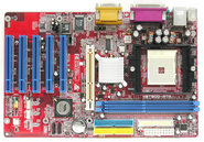 K8T800-A7A VIA K8T800 gaming motherboard