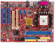 K8T890-A7 VIA K8T890 gaming motherboard
