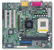 M7VKG VIA KM133A gaming motherboard
