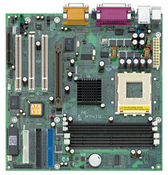 M7VIG VIA KM266 gaming motherboard