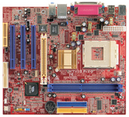 M7VIG Pro-D VIA KM266 gaming motherboard