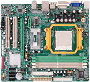 A690G-M2 AMD 690G gaming motherboard