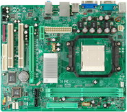NF61S Micro AM2 SE AMD Socket AM2 gaming motherboard