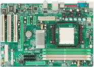 NF560-A2G NVIDIA nForce 560 gaming motherboard