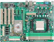 NF500 AM2 NVIDIA nForce500 gaming motherboard
