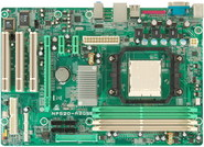 NF520-A2G SE NVIDIA nForce 520 gaming motherboard