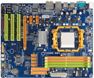 TF520 A2+ NVIDIA nForce 520 gaming motherboard