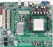 GF7050-M2 NVIDIA GeForce 7050 gaming motherboard