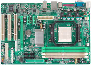NF560 A2G+ NVIDIA nForce 560 gaming motherboard