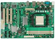 A770 A2+ AMD Socket AM2+ gaming motherboard