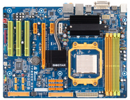 TF8200 A2+ NVIDIA GeForce 8200 gaming motherboard