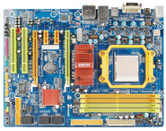TA790GX A2+ AMD 790GX gaming motherboard