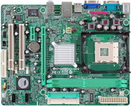 P4M900-M4 INTEL Socket 478 gaming motherboard