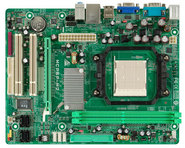 MCP6P-M2 NVIDIA GeForce 6150 gaming motherboard