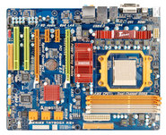 TA790GX A3+ AMD Socket AM3 gaming motherboard