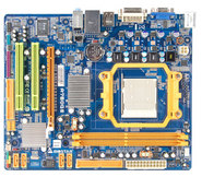 A760GE AMD 760G gaming motherboard