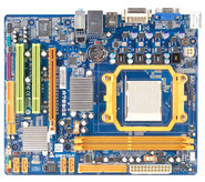 A785GE AMD 785G gaming motherboard